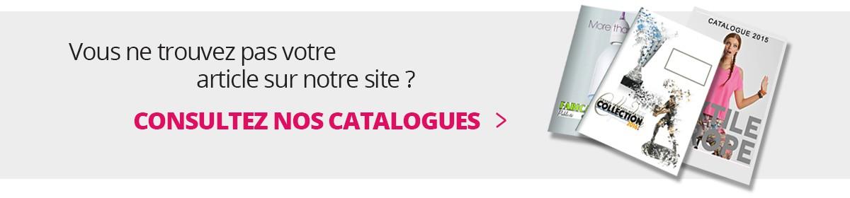 Consultez nos catalogues