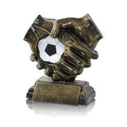 Trophée Football Fair-play personnalisable