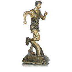 Trophée Course Homme personnalisé
