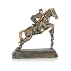 Trophée Equitation personnalisé