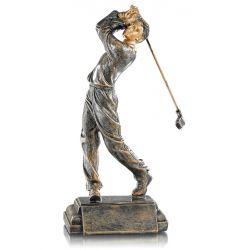 Trophée Golf Homme personnalisé