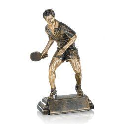 Trophée Ping Pong personnalisé