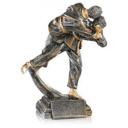 Trophée Judo Homme personnalisé