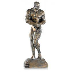 Trophée Musculation personnalisable
