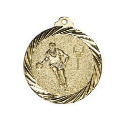 Médaille Basket Or - 32MM