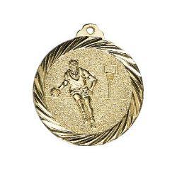 Médaille Basket Or - 32MM