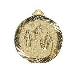 Médaille Athlétisme Or - 32MM