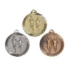 Médaille Course Or, Argent et Bronze - 32MM