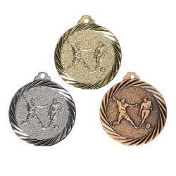 Médaille Football Or, Argent et Bronze - 32MM