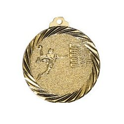 Médaille Handball Or - 32MM