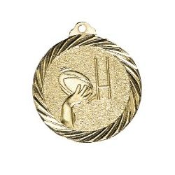 Médaille Rugby Or - 32MM