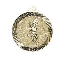 Médaille Tennis Or - 32MM