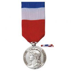 Médaille Ancienneté du Travail - 20 ans - Argent