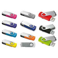 Clé USB publicitaire 4GB - Techmate