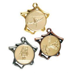 Médaille France Personnalisée - 70MM