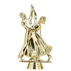 Figurine danseuse de couple fabicado lille