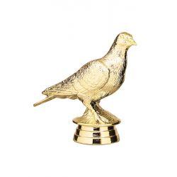 Figurine pigeon fabicado nord