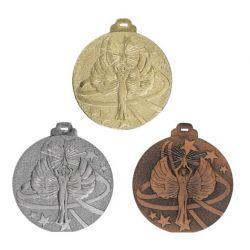 Médaille VICTOIRE Métal Massif - 50MM
