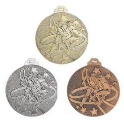 Médaille RUGBY Métal Massif - 50MM