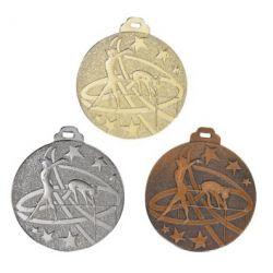 Médaille GYMNASTIQUE Métal Massif - 50MM