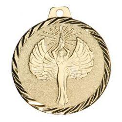 Médaille Victoire Métal Doré - 50MM