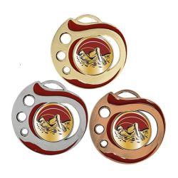 Médaille Natation Doré, Argent ou Bronze - 50MM