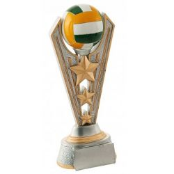 Trophée Ballon de Volley - résine