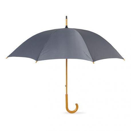 Parapluie publicitaire en bois - Cumuli