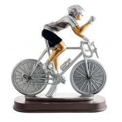Trophée Cyclisme Argent FABICADO