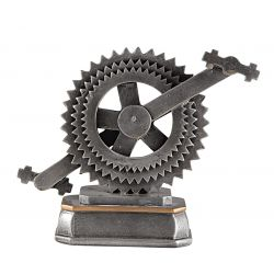 Trophée Pédalier Vélo personnalisable