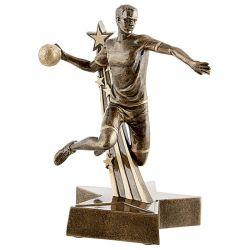 Trophée Handball 21 CM FABICADO