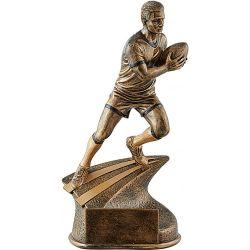 Trophée Rugby 21 ou 34 CM FABICADO