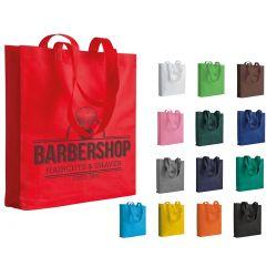 Sac shopping TNT personnalisé