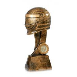 Trophée Casque doré