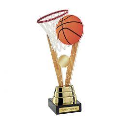 Trophée Basket Couleur