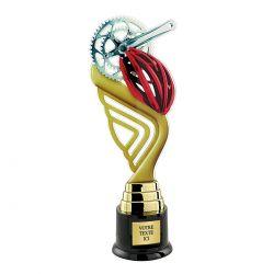 Trophée Cyclisme Acrylique