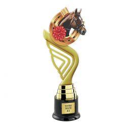 Trophée Equitation Couleur