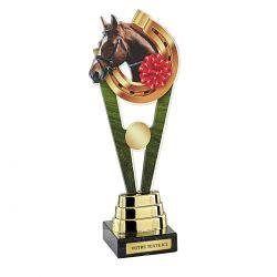 Trophée Equitation Acrylique