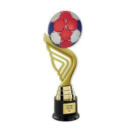 Trophée Handball - Acrylique couleur