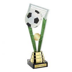 Trophée Football - Acrylique couleur