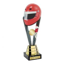 Trophée Rallye - Acrylique couleur