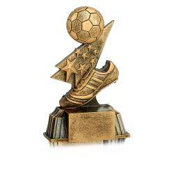 Trophée Football personnalisable