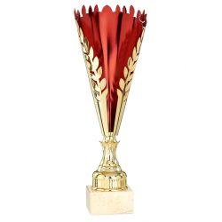 Trophée rouge laurier