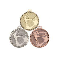 Médaille Football Métal 50MM
