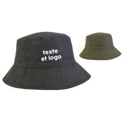 Chapeau imperméable personnalisé