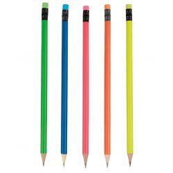 Crayon et Gomme Fluo personnalisé