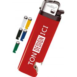 Briquet Décapsuleur Jetable