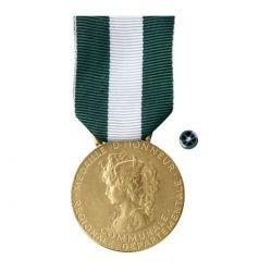 Médaille Honneur 30 ans Régionale, Départementale et Communale