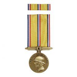 Médaille d'Ancienneté Pompiers