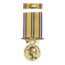 Médaille d'Ancienneté Pompiers 30 ans